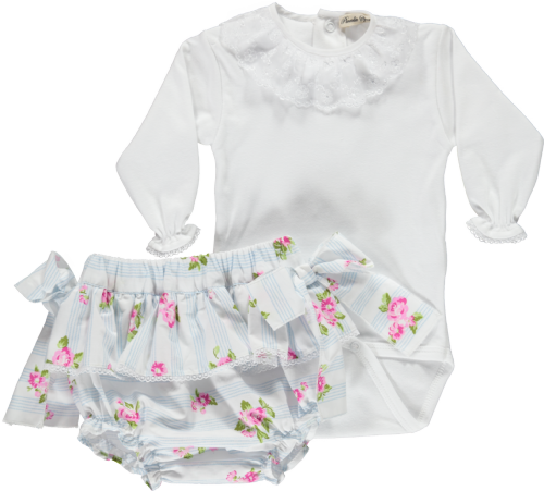 Piccola Speranza Baby Two Piece Set